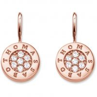 Damen Thomas Sabo Sterlingsilber Glam & Soul Ohrringe