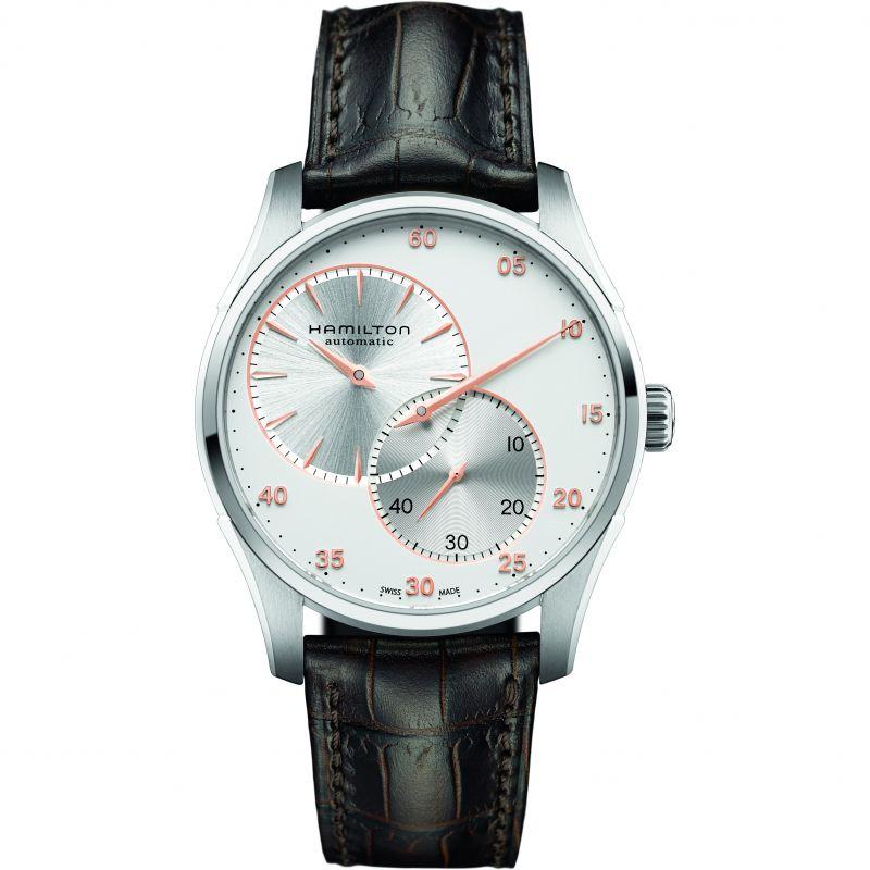 Herren Hamilton Jazzmaster Regulator Watch H42615553