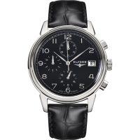 Herren Elysee Vintage Chronograph Watch 80551