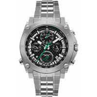 Herren Bulova Precisionist 140th Jubiläum Edition Chronograf Uhr