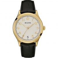 Mens Bulova Mens Vintage Watch