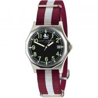 Herren Smart Turnout Military Watch Harvard University Watch STA/56/W-HARV