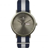 Reloj para Hombre Smart Turnout City Watch - Charcoal Grey Yale University STG1/CH/56/W-YALE