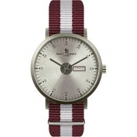 Herren Smart Turnout City Watch - Silver Harvard University Watch STG1/SV/56/W-HARV