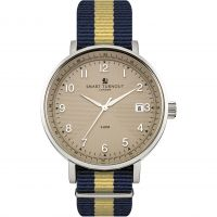 Herren Smart Turnout Scholar Watch Beige Princess Of Wales's Regiment Watch STH3/BE/56/W-WA