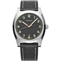 Mens Eterna Limited Edition Heritage Military Automatic Watch