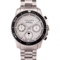 Mens Lars Larsen Chronograph Watch