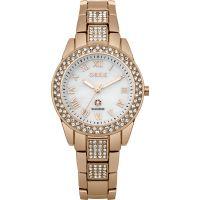 Damen Oasis Diamant Uhr