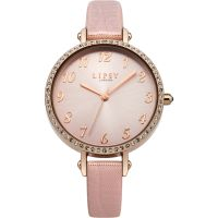 Ladies Lipsy Gift Set Watch LP-LP400G
