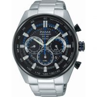 homme Pulsar Chronograph Watch PX5019X1