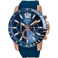 Herren Lorus Chronograph Watch RT392EX9