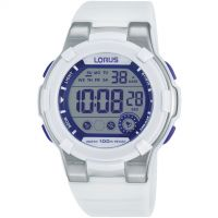 Mens Lorus Alarm Chronograph Watch R2359KX9
