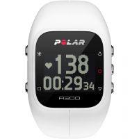 Unisex Polar A300 Bluetooth Activity Tracker Herz Rate Bündel Weiß Chronograf Uhr