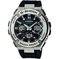 Herren Casio G-Steel Wecker Chronograf Uhr