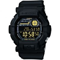 Mens Casio G-Shock Vibrating Timer Alarm Chronograph Watch