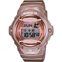 Ladies Casio Baby-G Alarm Watch