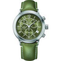 Unisex Calvin Klein Continual Chronograf Uhr