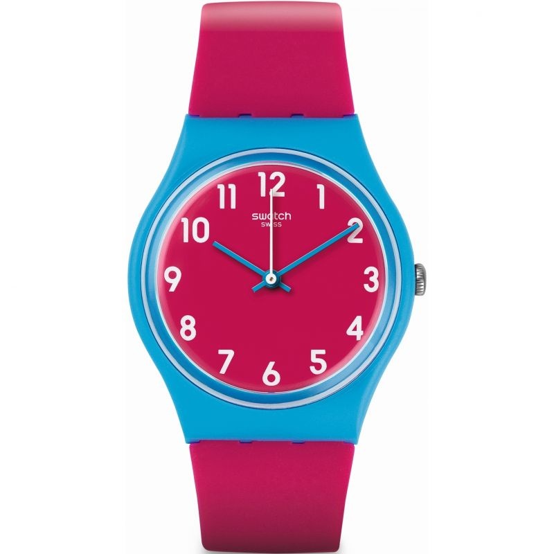Unisex Swatch Lampone Watch GS145