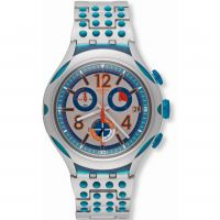homme Swatch Chronograph Watch YYS4007AG