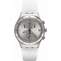 Unisex Swatch Chronograph Watch YCS584