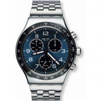 Herren Swatch Boxengasse Chronograf Uhren