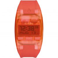 Nixon The Comp S Unisexkronograf Orange A336-2040