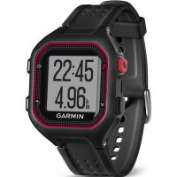 unisexe Garmin Forerunner 25 Bluetooth Smart Alarm Chronograph Watch 010-01353-10