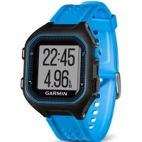 homme Garmin Forerunner 25 Bluetooth Smart Alarm Chronograph Watch 010-01353-11