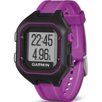 Unisex Garmin Forerunner 25 Bluetooth Smart Alarm Chronograph Watch