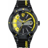 homme Scuderia Ferrari RedRev Evo Watch 0830266
