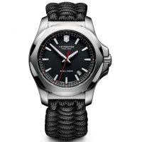 Herren Victorinox Schweizer Militär INOX Naimakka Uhr