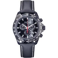Mens Davosa Speedline TX Interchangeable Strap Set Chronograph Watch