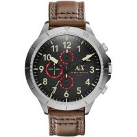 homme Armani Exchange Chronograph Watch AX1755