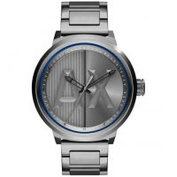Armani Exchange Herenhorloge Grijs AX1362