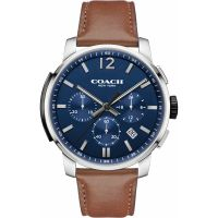 Herren Coach Bleecker Chronograph Watch 14602015
