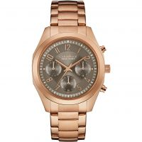 femme Caravelle New York Melissa Chronograph Watch 44L198