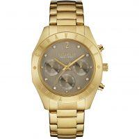 Damen Caravelle New York Boyfriend Chronograph Watch 44L191