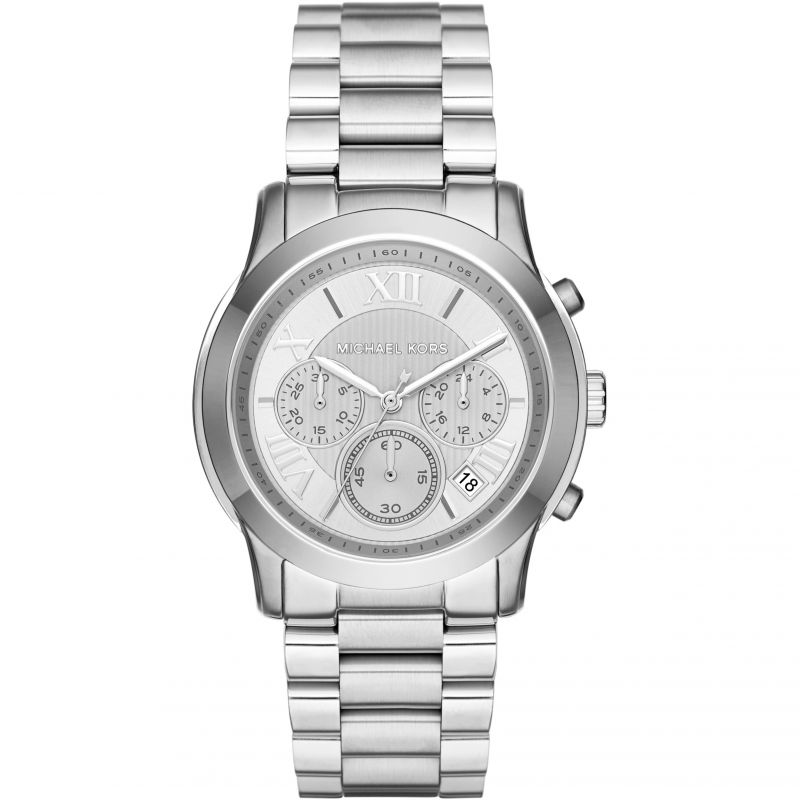 Ladies Michael Kors Cooper Chronograph Watch MK6273