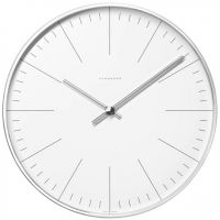 non disponib Junghans Max Bill Clock 30cm 367/6046.00