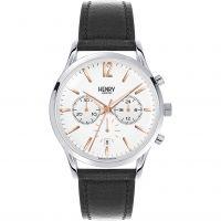 Herren Henry London Heritage Highgate Chronograph Watch HL41-CS-0011