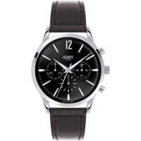 Herren Henry London Heritage Edgware Chronograph Watch HL41-CS-0023
