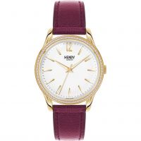 Unisex Henry London Heritage Holborn Watch HL39-SS-0068