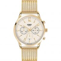 Herren Henry London Heritage Westminster Chronograph Watch HL41-CM-0020