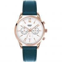 Unisex Henry London Heritage Stratford Chronograph Watch HL39-CS-0144