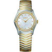 Damen Ebel klassisch Uhr
