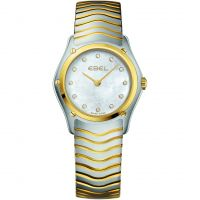Damen Ebel Classic Watch 1215371