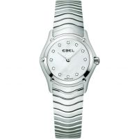 Damen Ebel Classic Watch 1215421