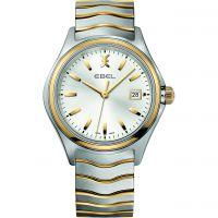 Herren Ebel neu Welle 18ct Gold Uhren