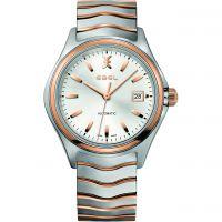 Herren Ebel New Wave Watch 1216204