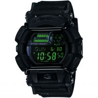 Mens Casio G-Shock Military Black Alarm Chronograph Watch
